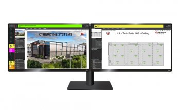 OnyxWorks Workstation with dual monitor display