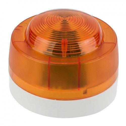 Orange Conventional AV Signal Beacon