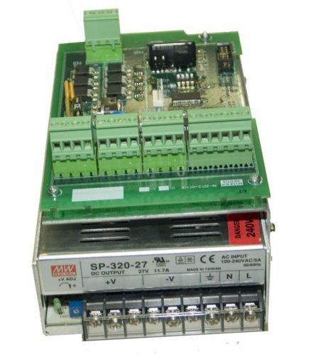 NPS Power supply panel mount